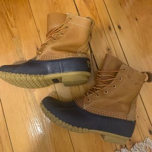 Near Perfect Condition LL Bean Boots